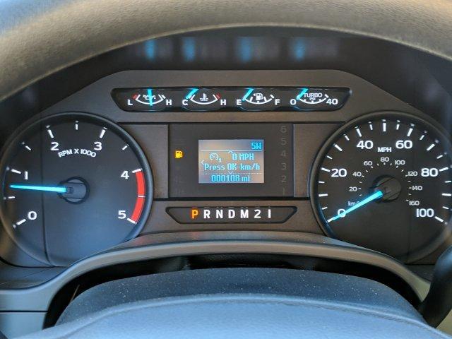 2019 F-550 Regular Cab DRW 4x4, Iroquois Brave Series Steel Dump Body #N8537 - photo 15