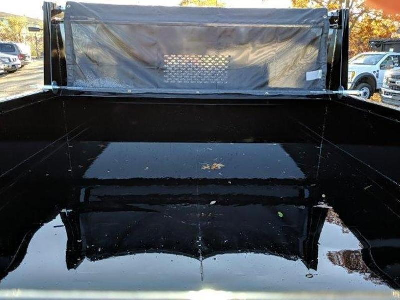 2019 F-550 Regular Cab DRW 4x4, Iroquois Brave Series Steel Dump Body #N8537 - photo 6