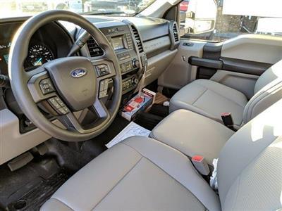 2019 F-550 Regular Cab DRW 4x4, Iroquois Brave Series Steel Dump Body #N8537 - photo 16