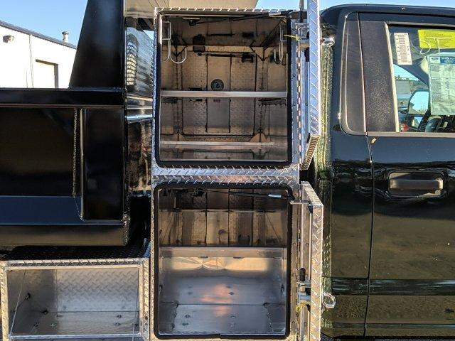 2019 F-550 Regular Cab DRW 4x4,  Iroquois Brave Series Steel Dump Body #N8538 - photo 18