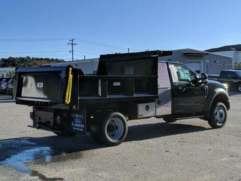 2019 F-550 Regular Cab DRW 4x4, Iroquois Brave Series Steel Dump Body #N8538 - photo 2