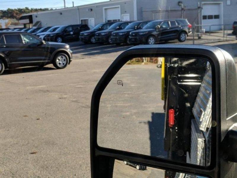 2019 F-550 Regular Cab DRW 4x4, Iroquois Brave Series Steel Dump Body #N8538 - photo 9