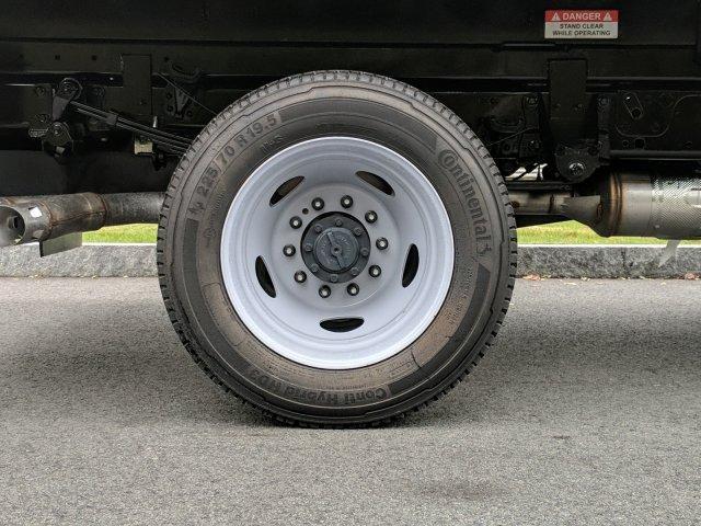 2019 F-550 Regular Cab DRW 4x4, SH Truck Bodies Landscape Dump #N8539 - photo 7