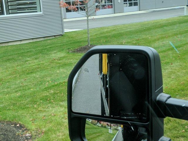 2019 F-550 Regular Cab DRW 4x4, SH Truck Bodies Landscape Dump #N8539 - photo 9