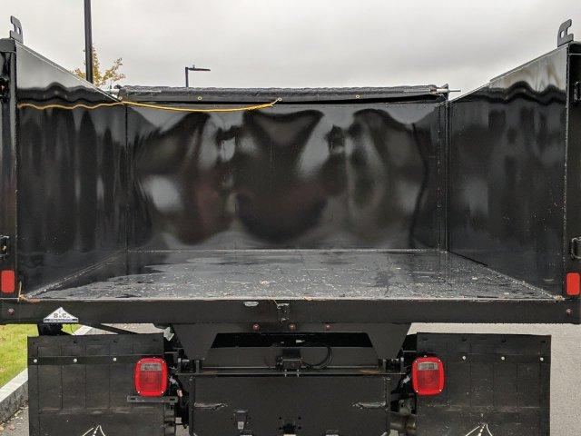 2019 F-550 Regular Cab DRW 4x4, SH Truck Bodies Landscape Dump #N8539 - photo 5