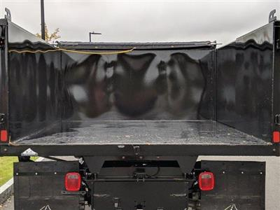 2019 Ford F-550 Regular Cab DRW 4x4, SH Truck Bodies Landscape Dump #N8539 - photo 8