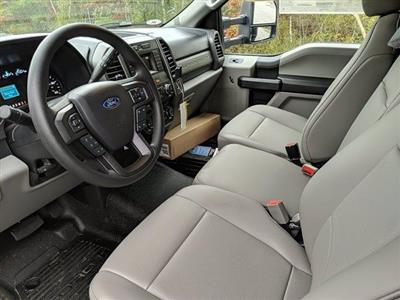 2019 Ford F-550 Regular Cab DRW 4x4, SH Truck Bodies Landscape Dump #N8539 - photo 12