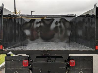 2019 F-550 Regular Cab DRW 4x4, SH Truck Bodies Landscape Dump #N8539 - photo 6