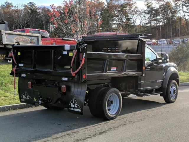 2019 F-550 Regular Cab DRW 4x4, Reading Marauder Dump Body #N8540 - photo 2