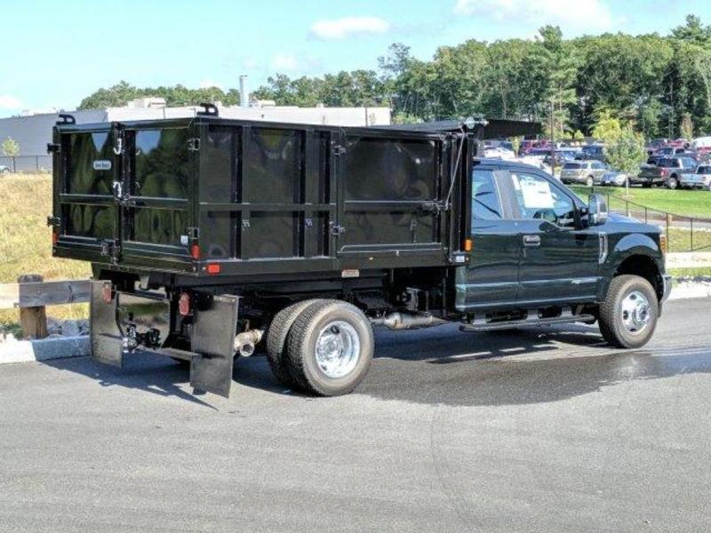 2019 F-350 Super Cab DRW 4x4, SH Truck Bodies Landscape Dump #N8541 - photo 1