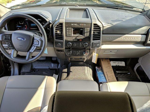 2019 Ford F-350 Super Cab DRW 4x4, SH Truck Bodies Landscape Dump #N8541 - photo 3