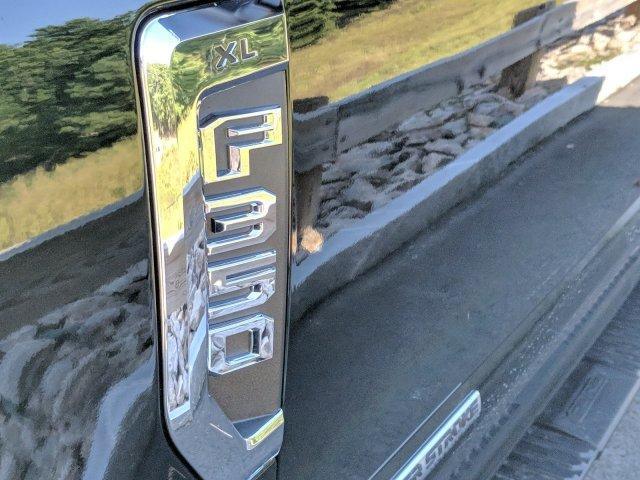 2019 F-350 Super Cab DRW 4x4, SH Truck Bodies Landscape Dump #N8541 - photo 5