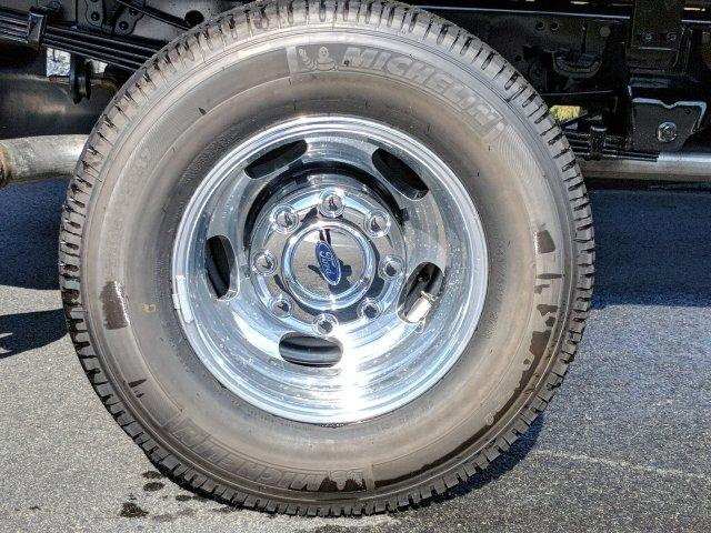 2019 Ford F-350 Super Cab DRW 4x4, SH Truck Bodies Landscape Dump #N8541 - photo 6