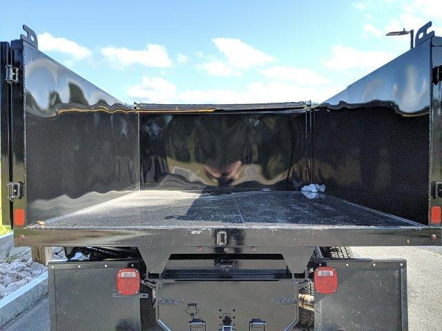 2019 F-350 Super Cab DRW 4x4, SH Truck Bodies Landscape Dump #N8541 - photo 17