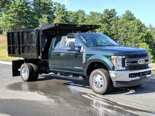 2019 Ford F-350 Super Cab DRW 4x4, SH Truck Bodies Landscape Dump #N8541 - photo 20