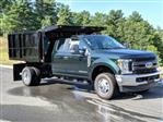 2019 F-350 Super Cab DRW 4x4, SH Truck Bodies Landscape Dump #N8541 - photo 20