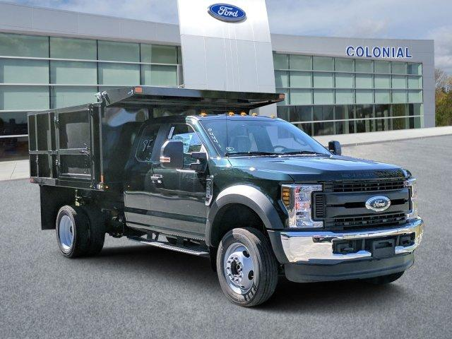 2019 Ford F-450 Super Cab DRW 4x4, Super Hauler Landscape Dump #N8542 - photo 1