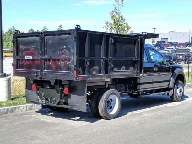 2019 Ford F-450 Super Cab DRW 4x4, Super Hauler Landscape Dump #N8542 - photo 2