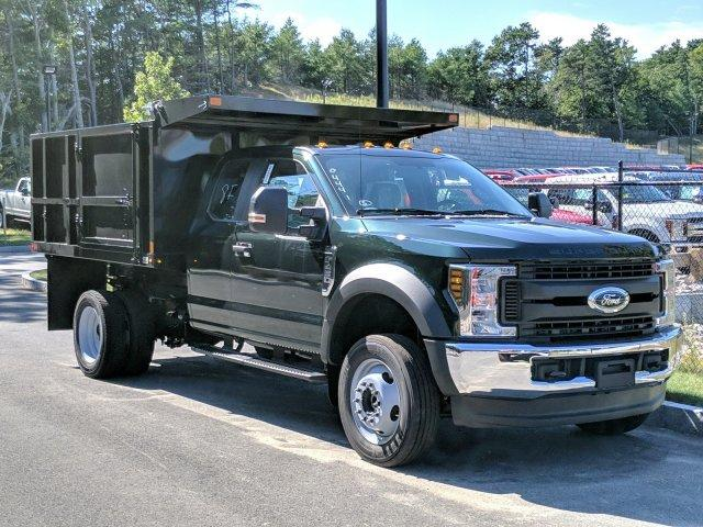 2019 Ford F-450 Super Cab DRW 4x4, Super Hauler Landscape Dump #N8542 - photo 20