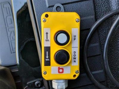 2019 F-450 Super Cab DRW 4x4, Super Hauler Landscape Dump #N8542 - photo 21