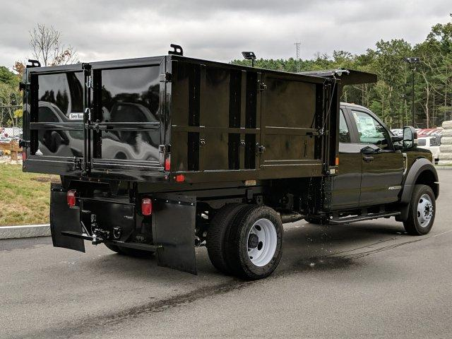2019 F-450 Super Cab DRW 4x4, SH Truck Bodies Landscape Dump #N8543 - photo 2