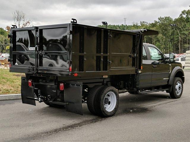 2019 F-450 Super Cab DRW 4x4, SH Truck Bodies Landscape Dump #N8543 - photo 1