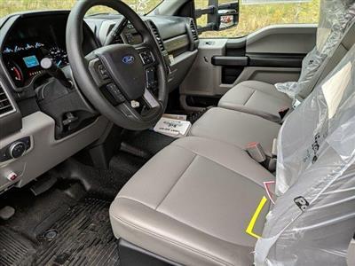 2019 F-450 Super Cab DRW 4x4, SH Truck Bodies Landscape Dump #N8543 - photo 16