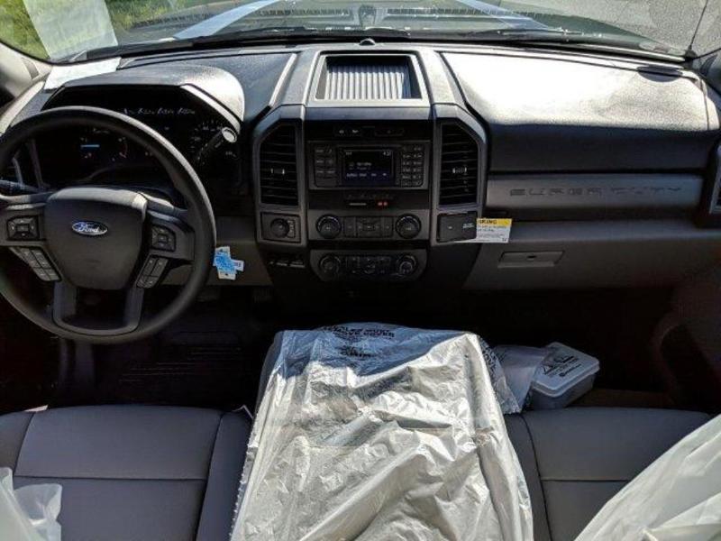 2019 F-550 Super Cab DRW 4x4, SH Truck Bodies Landscape Dump #N8545 - photo 4
