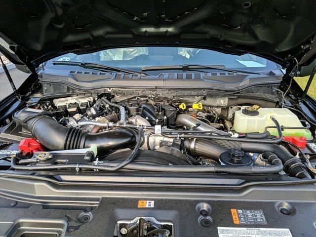 2019 Ford F-550 Super Cab DRW 4x4, SH Truck Bodies Landscape Dump #N8545 - photo 7