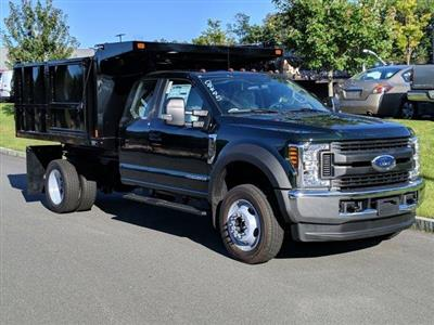 2019 F-550 Super Cab DRW 4x4,  SH Truck Bodies Landscape Dump #N8545 - photo 3