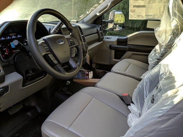2019 F-550 Super Cab DRW 4x4, Reading Marauder Dump Body #N8546 - photo 17