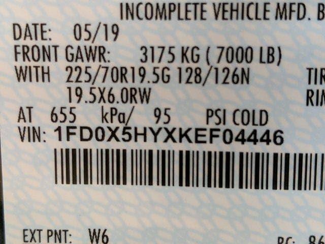 2019 F-550 Super Cab DRW 4x4, Reading Marauder Dump Body #N8546 - photo 20
