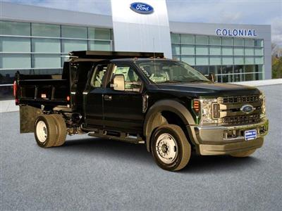 2019 Ford F-550 Super Cab DRW 4x4, Reading Marauder Dump Body #N8546 - photo 1