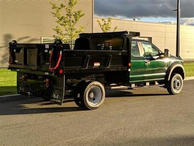 2019 Ford F-550 Super Cab DRW 4x4, Reading Marauder Dump Body #N8546 - photo 2