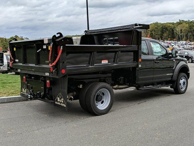 2019 F-550 Super Cab DRW 4x4, Reading Dump Body #N8547 - photo 1