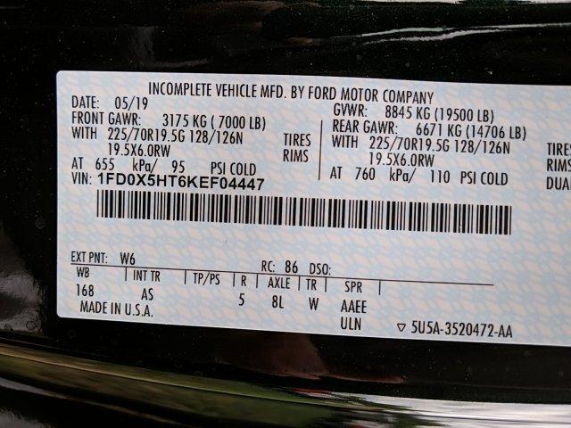 2019 F-550 Super Cab DRW 4x4,  Reading Marauder Dump Body #N8547 - photo 19