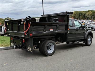 2019 F-550 Super Cab DRW 4x4,  Reading Marauder Dump Body #N8547 - photo 2