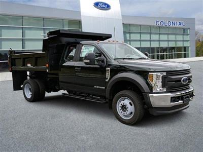 2019 Ford F-550 Super Cab DRW 4x4, Reading Marauder Dump Body #N8547 - photo 1