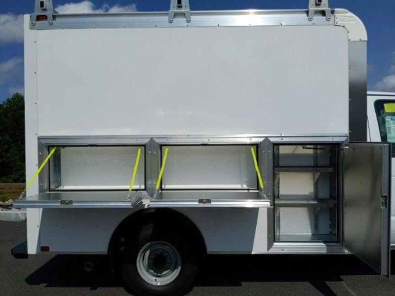 2019 E-350 4x2,  Dejana DuraCube Max Service Utility Van #N8553 - photo 28