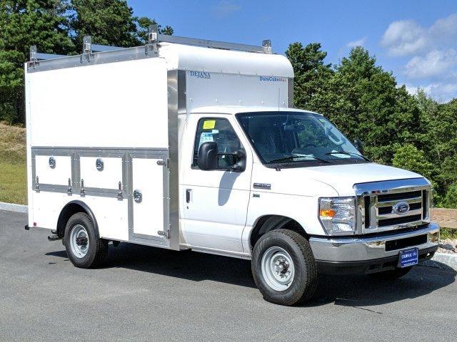 2019 E-350 4x2,  Dejana DuraCube Max Service Utility Van #N8553 - photo 19
