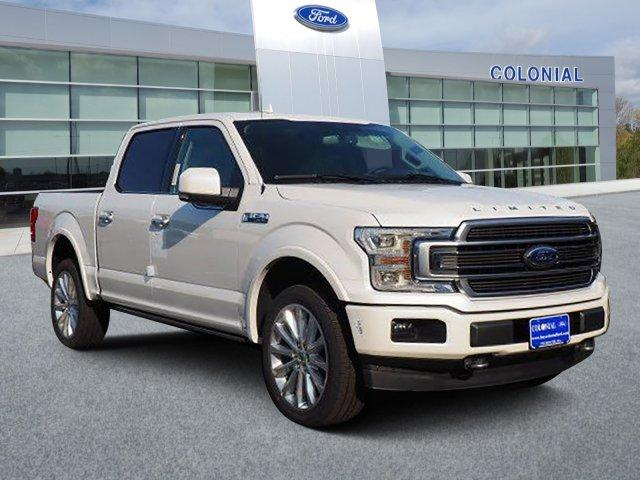 2019 F-150 SuperCrew Cab 4x4, Pickup #N8556 - photo 1