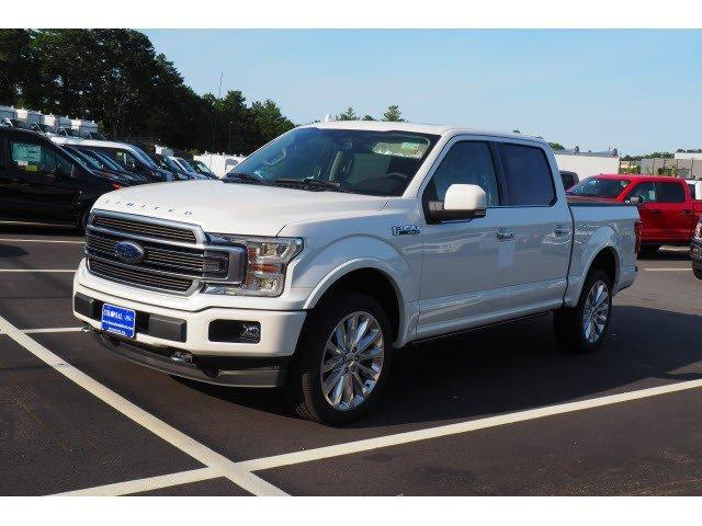 2019 F-150 SuperCrew Cab 4x4, Pickup #N8556 - photo 5