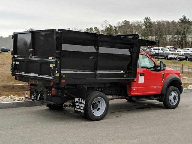 2019 F-550 Regular Cab DRW 4x4, Rugby Landscape Dump #N8594 - photo 2