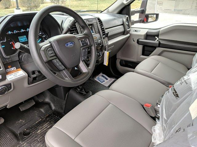 2019 F-550 Regular Cab DRW 4x4, Rugby Landscape Dump #N8594 - photo 15