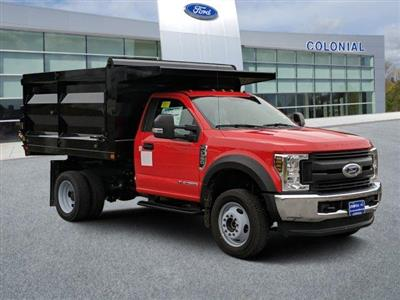2019 F-550 Regular Cab DRW 4x4, Rugby Landscape Dump #N8594 - photo 1