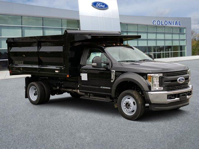 2019 F-550 Regular Cab DRW 4x4, Rugby Landscape Dump #N8599 - photo 1