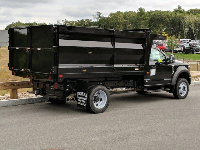 2019 F-550 Regular Cab DRW 4x4, Rugby Landscape Dump #N8599 - photo 2