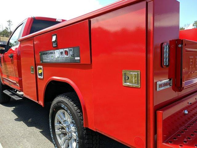 2019 F-350 Regular Cab 4x4, Reading Classic II Steel Service Body #N8611 - photo 22