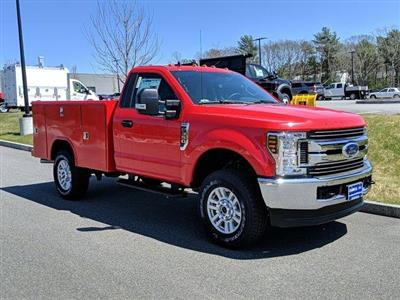 2019 F-350 Regular Cab 4x4, Reading Classic II Steel Service Body #N8611 - photo 1