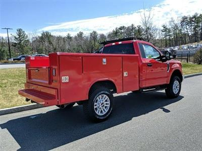 2019 F-350 Regular Cab 4x4, Reading Classic II Steel Service Body #N8611 - photo 2